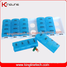 Plastic Medicine Cooler Box with 28-Cases (KL-9007)